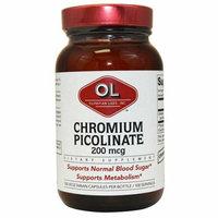 Olympian Labs Super Chromium Picolinate 200 mcg 100 capsules