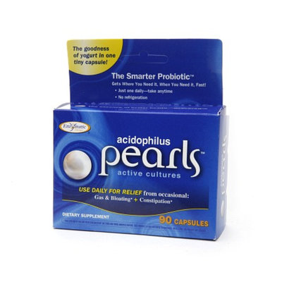 Enzymatic Therapy Acidophilus Pearls Probiotics