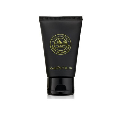 Crabtree & Evelyn West Indian Lime Hair & Shower Gel 50ml