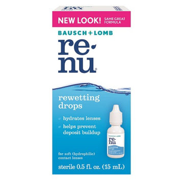 ReNu Rewetting Drops