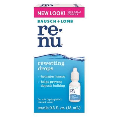 ReNu Rewetting Drops