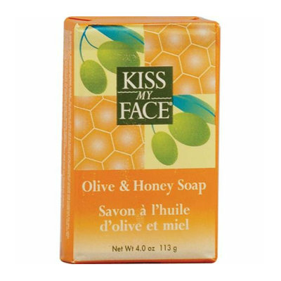 Kiss My Face Corp. Kiss My Face Bar Soap Olive and Honey 4 oz