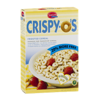 Savion Crispy-O's Frosted Cereal