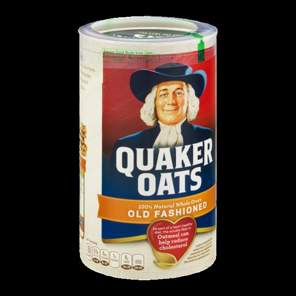 Old Fashioned Quaker Oats Famous Oatmeal Cookies - Recipe 100