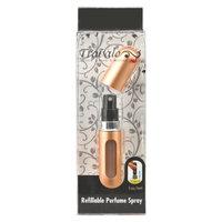 TRAVALO Travalo Refillable Perfume Spray - Bold Gold