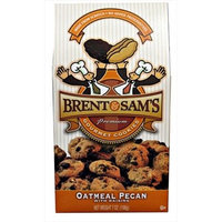 Brent & Sams Cookie Oatml Raisn W Peca 7 OZ -Pack Of 6