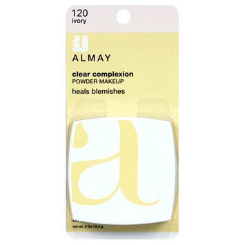 Almay Clear Complexion Powder Makeup Oil Free