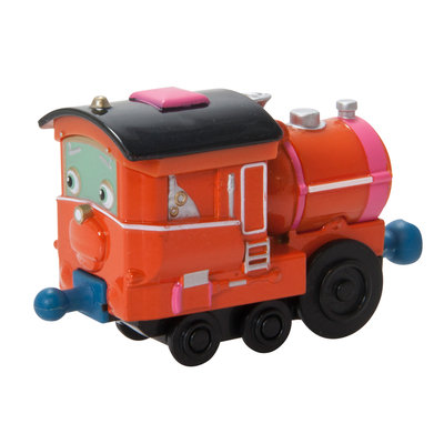 Tomy Chugginton Die-Cast Piper Toy Train Car