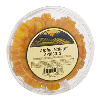 Alpine Valley Apricots