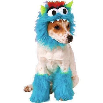 Rubies Costume Co Blue Monster Halloween Pet Costume