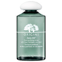 Origins Zero Oil Pore Purifying Toner with Saw Palmetto & Mint