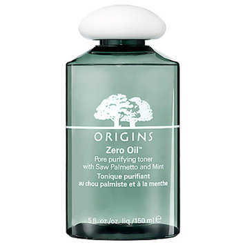 Origins Zero Oil Pore Purifying Toner with Saw Palmetto & Mint