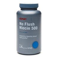 GNC No Flush Niacin 500