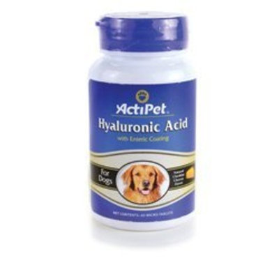 Hyaluronic Acid for Dogs ActiPet 60 Chewable