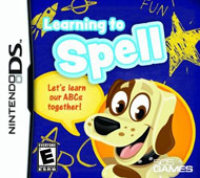 505 Games Learning to Spell