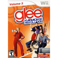 Konami Digital Entertainment Karaoke Revolution Glee: Volume 3 Bundle Wii Game KONAMI