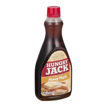 Hungry Jack Syrup Honey Maple