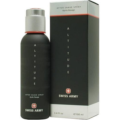 Swiss Army Altitude By Swiss Army For Men. Aftershave Spray 3.4 Ounces
