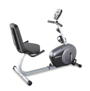 Icon Health And Fitness, Inc. ICON HEALTH AND FITNESS, INC. WESLO PURSUIT CT 3.4RECUMBENT CYCLE - ICON HEALTH AND FITNESS, INC.