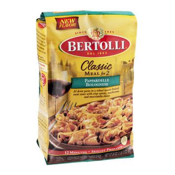Bertolli® Classic Meal For Two Pappardelle Bolognese