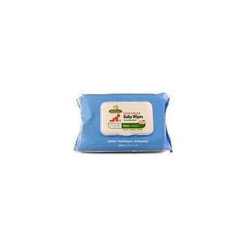 Babyganics Thick & Kleen Cream Infused Baby Wipes Pack 100ct.