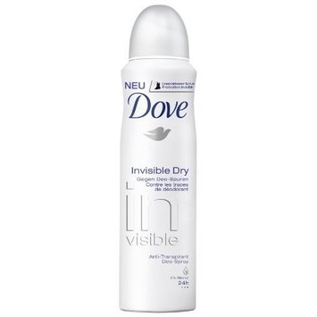Dove Invisible Dry Anti White Marks Anti-Perspirant Deoderant