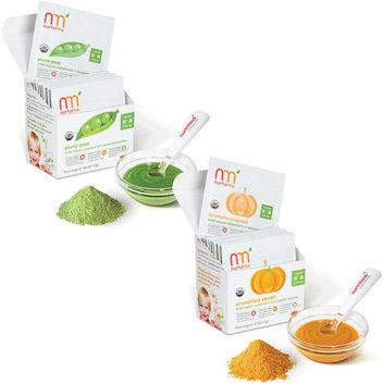 NurturMe Plump Peas and Scrumptious Squash Dried Organic Baby Food