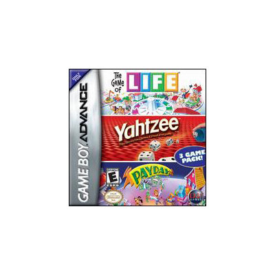 Destination Software Game of Life/Yahtzee/Payday