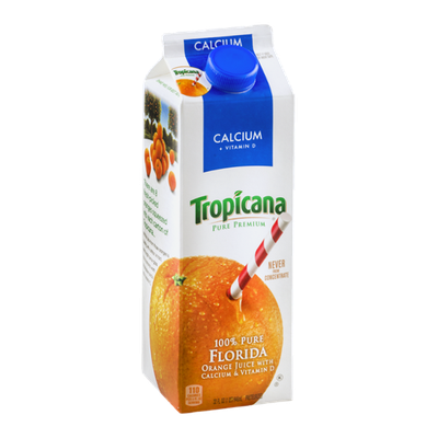 Tropicana® 100% Pure Florida Orange Juice