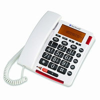 ClearSounds Communications Talking Amplified Telephone with Talking Caller ID
