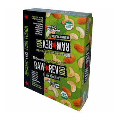 Raw Revolution 1182336 Organic Live Food Bar
