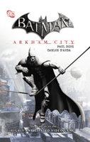 Diamond Comics Batman Arkham City - Hardcover DC Comics