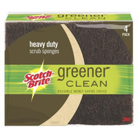 Scotch-Brite Greener Clean Cleaning Sponge