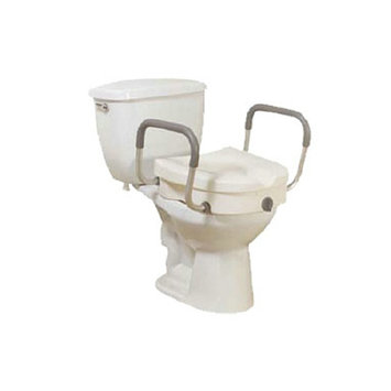Drive Medical Elevated Toilet Seat