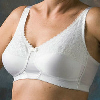 Nearly Me Lace Soft Cup Mastectomy Bra 48C