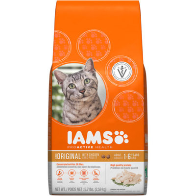 IamsA ProActive Health Adult Cat Food