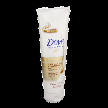 Dove Nourishing Oil Care Daily Treatment Conditioner 8 oz