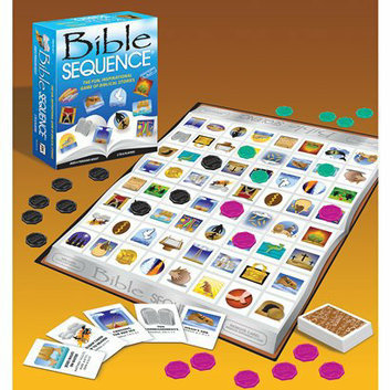 Sequence Jax Bible  Game