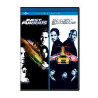 The Fast and the Furious / 2 Fast 2 Furious Double Feature