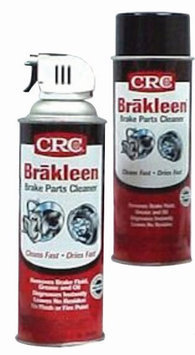 Crc Brakleen Brake Parts Cleaners - 20-oz brakleen brake par (Set of 12)