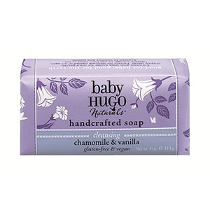 Baby Hugo Naturals Handcrafted Bar Soap for Baby