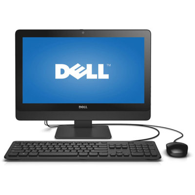 Dell Inspiron 20 3000 i3048-2286BLK All-in-One Computer - Intel Pentium G3240T 2.70 GHz - Desktop - Black