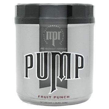 MPR NPR Pump Fruit Punch