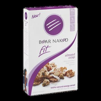 Bear Naked Fit Almond Crisp 100% Natural Energy Cereal