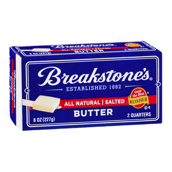 Breakstone's Butter Salted - 2 CT