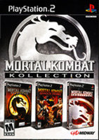 Warner Home Video Games Mortal Kombat 3Pk DSV