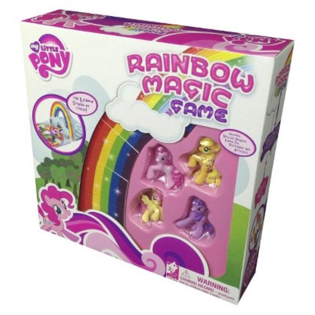 My Little Pony Rainbow Magic Game