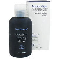 Earth Science Beta-Ginseng Nutrient Toning Elixir