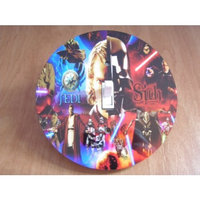 STAR WARS #2 Light switch Cover 5 Inch Round (12.5 cms) Switch plate Switchplate