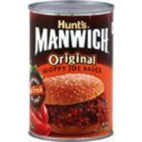 Hunt's, Manwich, Original, Sloppy Joe Sauce